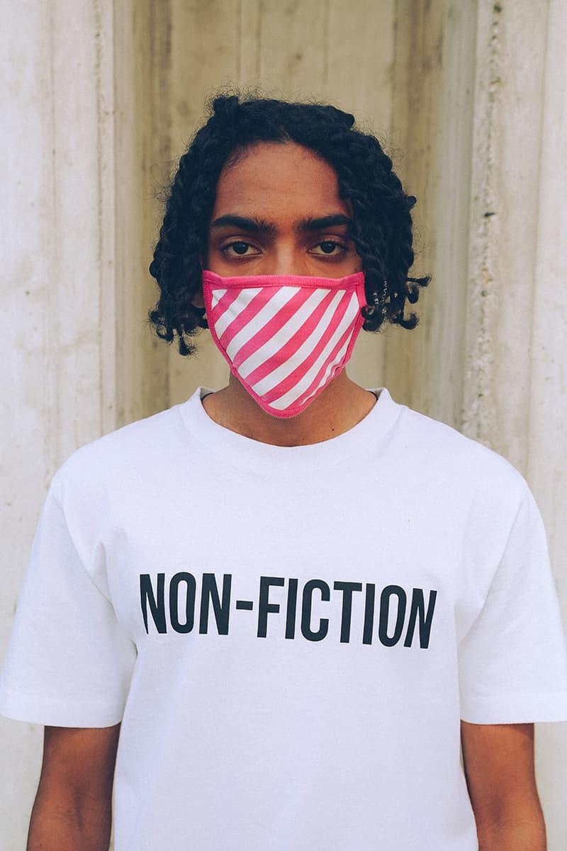 オフホワイト Off-White™️ がブランドのシグネチャー要素を落とし込んだ新作マスクコレクションを発売 Virgil Abloh(ヴァージル・アブロー)