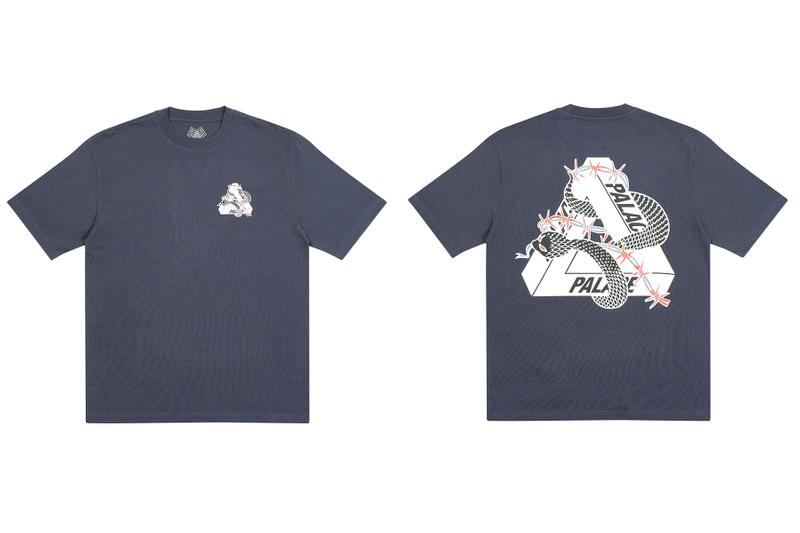 PALACE SKATEBOARDS から2020年夏コレクションの新作限定Tシャツが登場