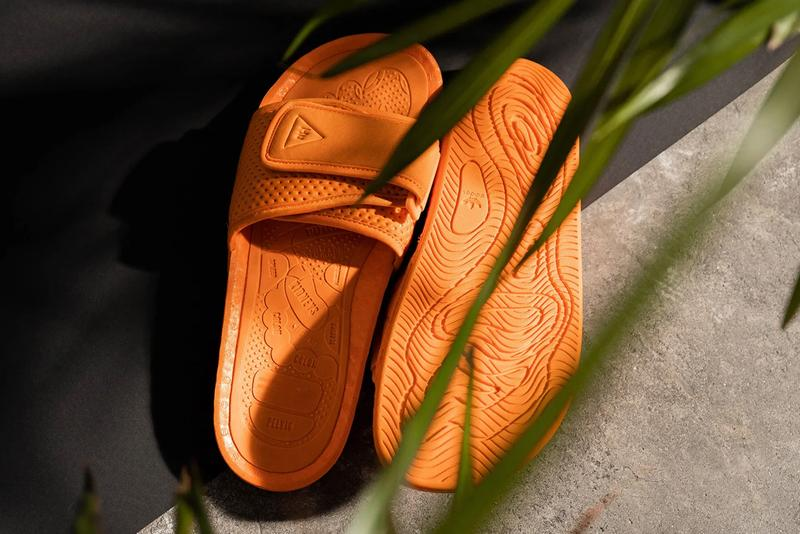 ファレル・ウィリアムス x adidas Originals による最新サンダルが登場 pharrell adidas originals boost slides core black orange pink fx8056 fv7261 fv7289 official release date info photos price store list buying guide