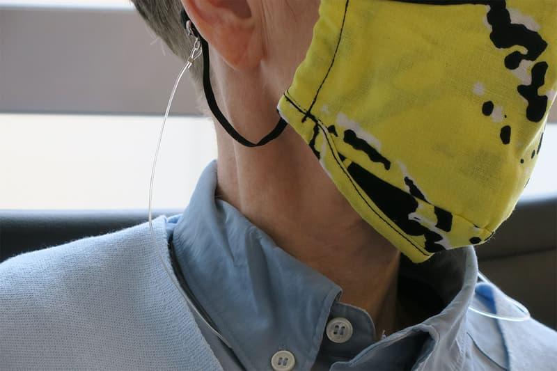 PHINGERIN フィンガリンからマスク用のストラップが発売