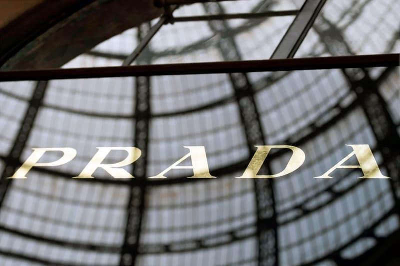 プラダグループが新型コロナウイルスの影響による収益減少を報告 Prada First Half 2020 Financial Results Report q1 q2 quarter profit revenue sales stock share price