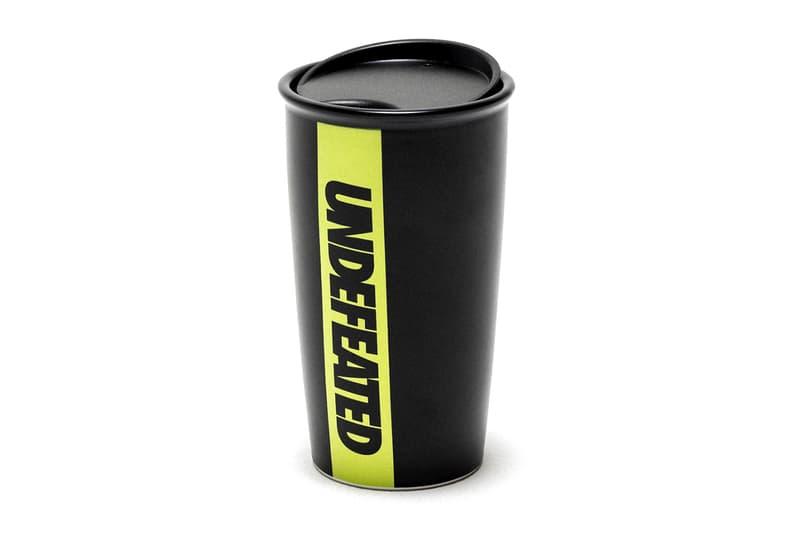 アンディフィーテッド x スターバックスのコラボコレクションが登場 Starbucks UNDEFEATED Capsule Release Bags Pouch Apron Cups Mugs Tumbler