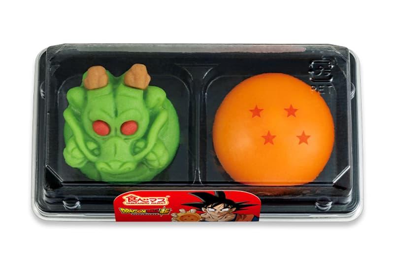 ドラゴンボールと神龍をかたどった和菓子が発売