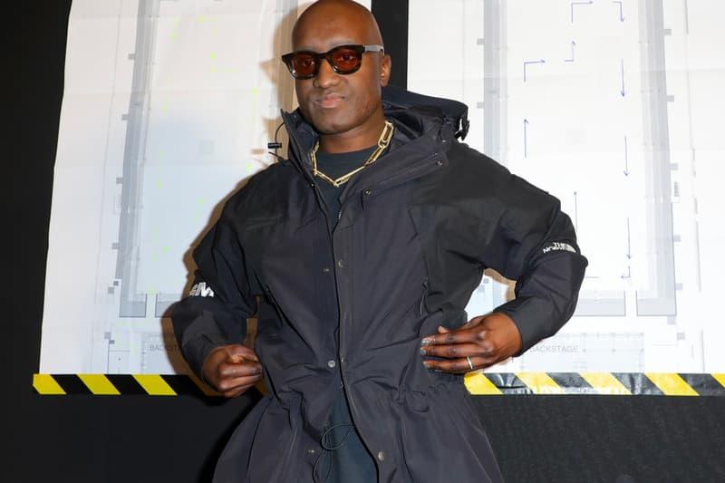 ヴァージルアブローがロッドマンにオフホワイト x ナイキをプレゼント スニーカー Virgil Abloh Gift Dennis Rodman Personalized Off-White™ Nike Sneakers Video Info Air Max 97 Jordan 1