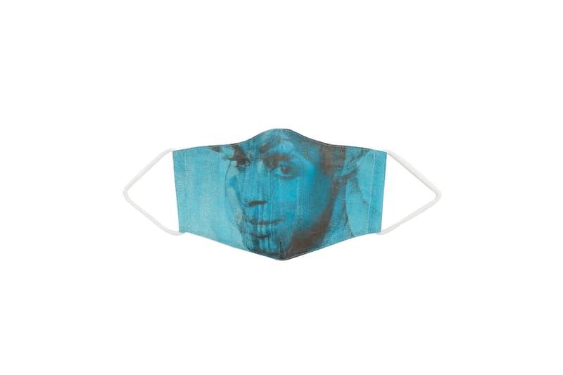 マッチズファッションからバーバラ・クルーガーら6人のアーティストがデザインしたマスクが登場 MATCHESFASHION wedel art collective mask Barbara Kruger