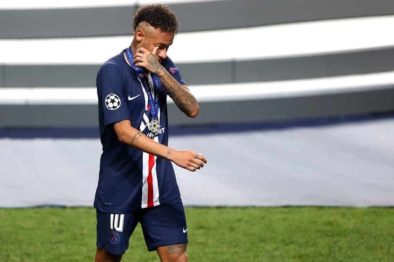 Paris Saint-Germain vs Bayern Munich, Champions League final 0-1