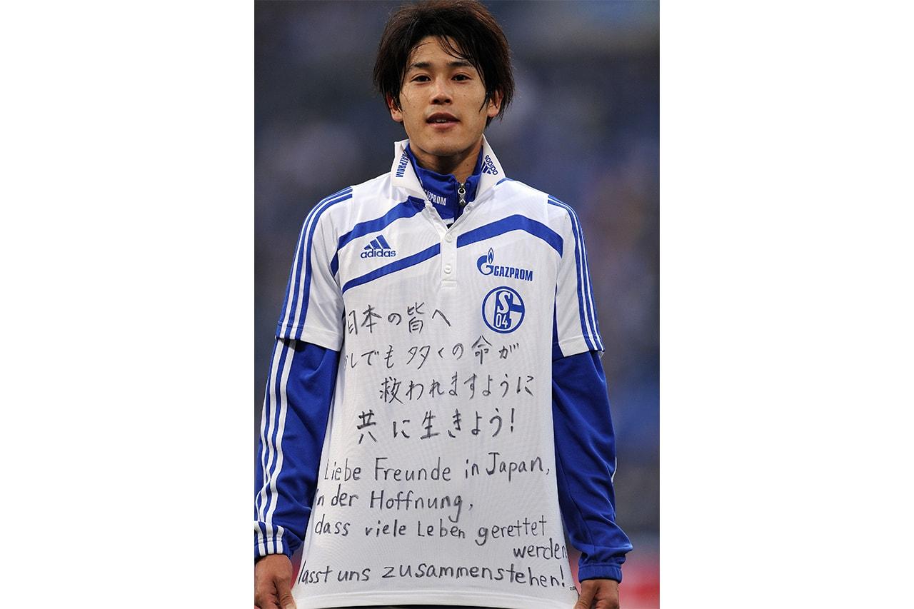元日本代表の内田篤人が現役引退を表明 Atsuto Uchida Kashima Antlers Retirement