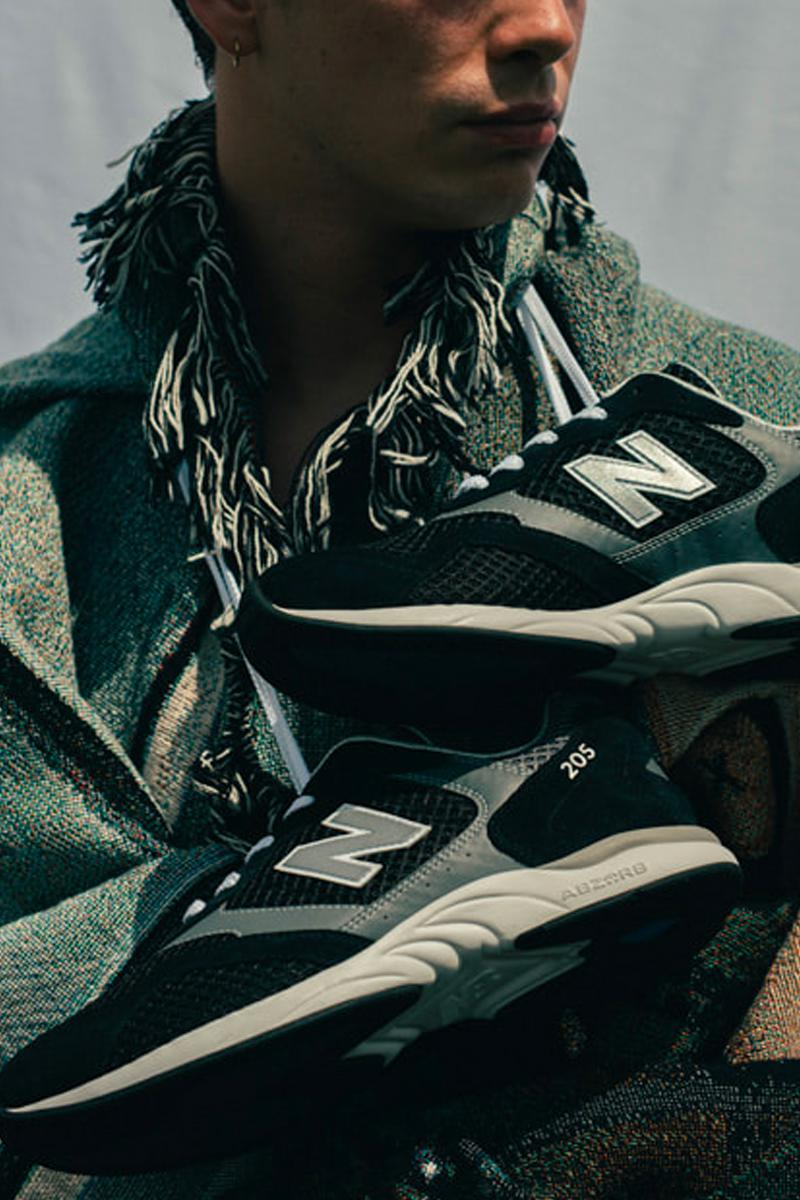 New Balance から長距離用レーシングシューズ RC205 のBEAMS 別注モデルが登場 BEAMS New Balance RC205 menswear streetwear spring summer 2020 collection ss20 footwear shoes sneakers runners trainers kicks