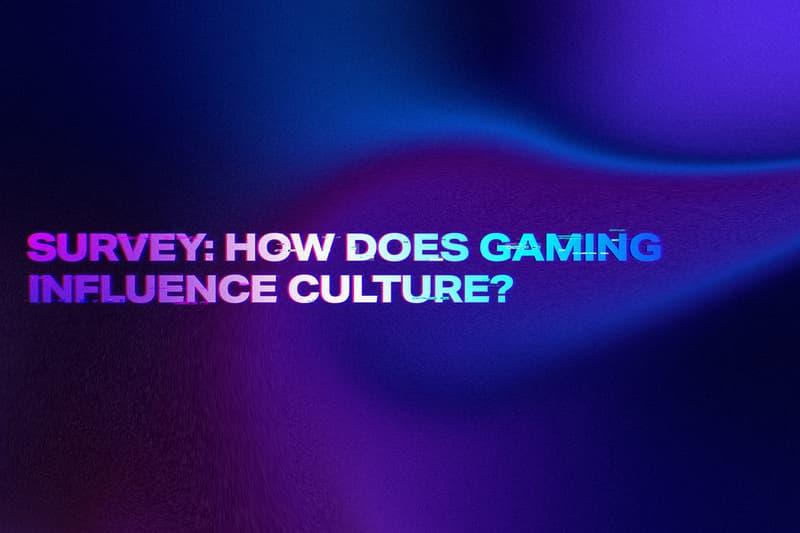 ハイプビーストがゲームに関するアンケート調査を実施 survey giveaway market research report hypebeast