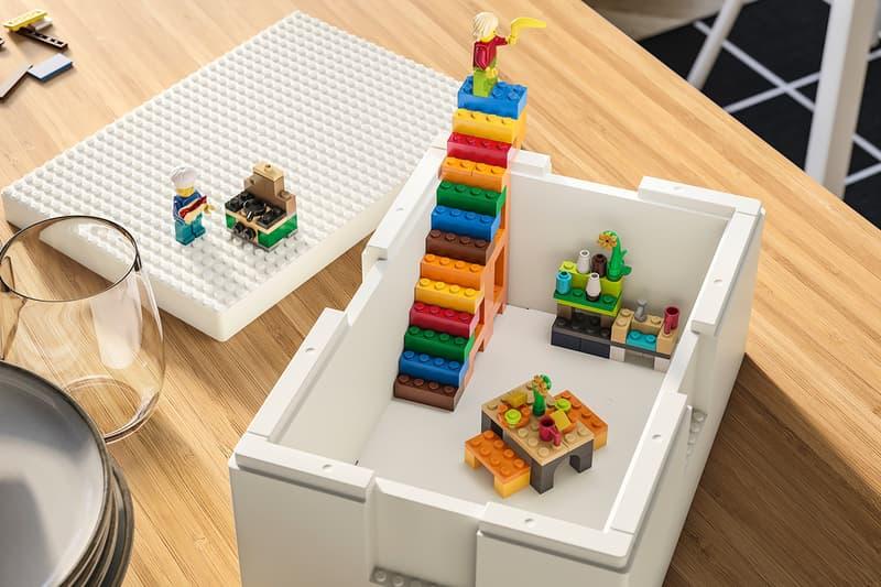 """イケアからレゴとのコラボコレクション""""ビッグレク""""が登場 ikea and lego collabo collection BYGGLEK release"""