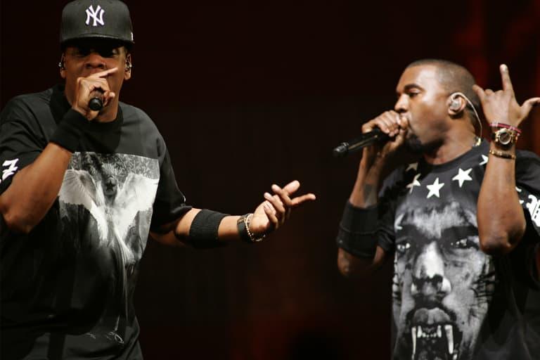 ジャリル・ペレザが Kanye West と JAY-Z のアルバム『Watch The Throne』の時代にオマージュを捧げたTシャツを発表 Jalil Peraza Watch the Throne Cross T-Shirt Kanye West JAY-Z Release info Buy Price Black White DONDA Rosewood movement HBX