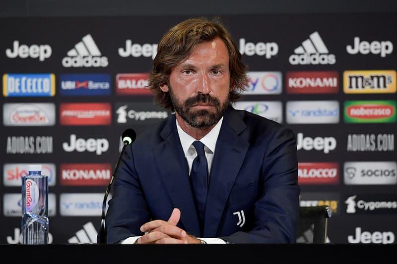 アンドレア・ピルロがユベントスの新監督に就任 Juventus appoint Andrea Pirlo to replace Maurizio Sarri