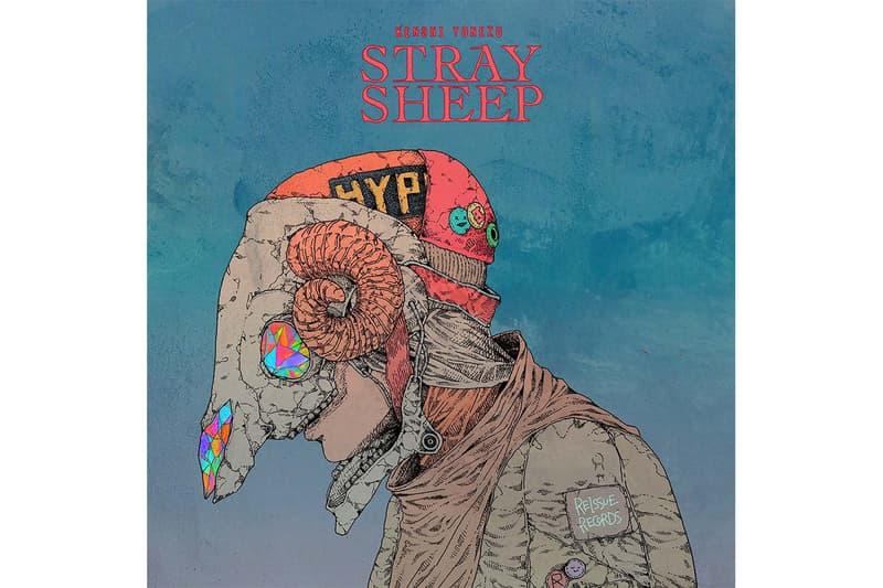 米津玄師 約2年半 新作アルバム『STRAY SHEEP』 リリース