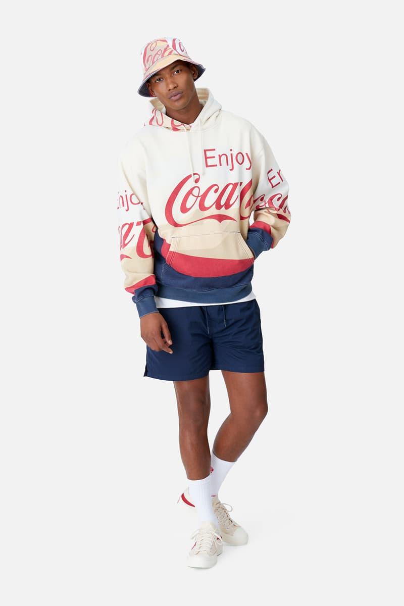 キス x コカコーラ KITH x Cola-Cola によるコラボレーション第5弾がリリース