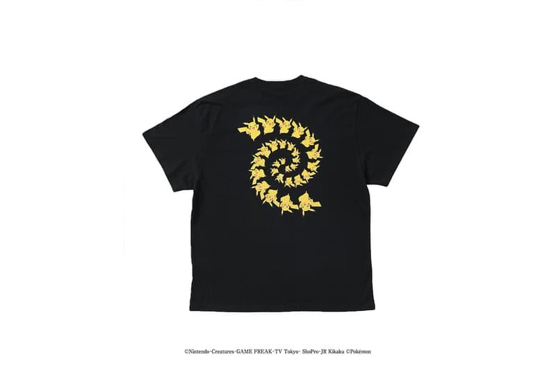 ミスタージェントルマンx『ポケモン』のTシャツとトートバッグがリリース