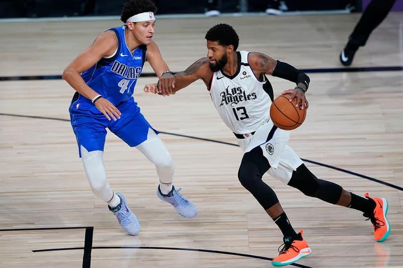 パンデミック・P の逆襲 ロサンゼルス・クリッパーズのPaul George(ポール・ジョージ)NBA