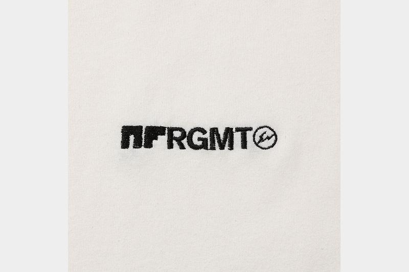 NF x fragment design のコラボライン NFRGMT から新作アイテムが登場 フラグメント 藤原ヒロシ サカナクション 山口一郎