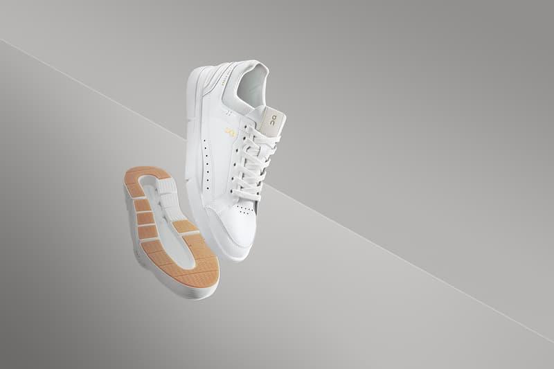 オンxロジャー・フェデラーの第2弾コラボスニーカーがリリース on-Roger-fedrer-second-collabo-shoes-release