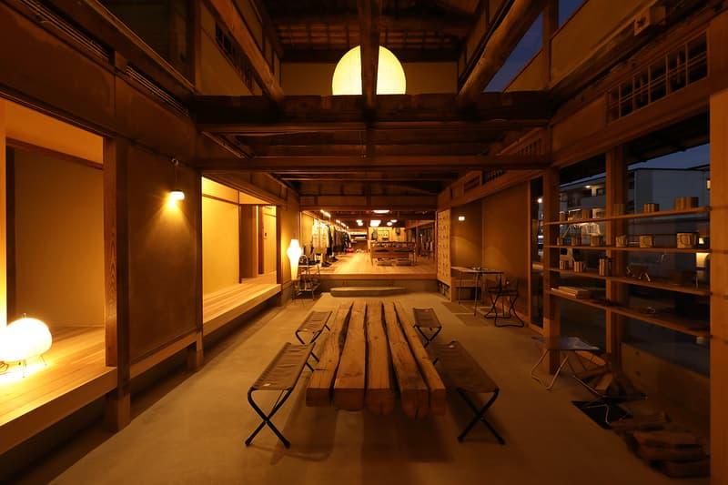 スノーピークが古民家をリノベーションした体験型施設を京都にオープン Snow Peak open new  Complex facility in Kyoto