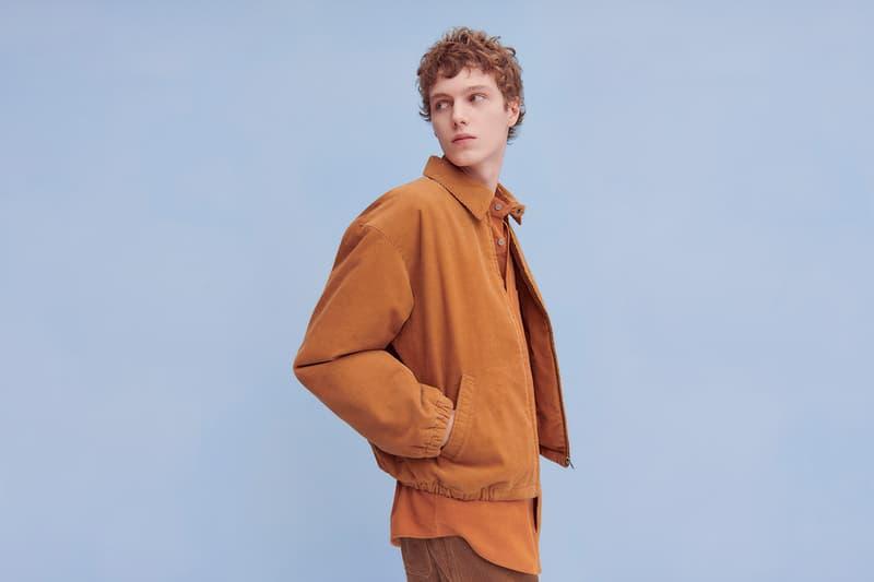 ユニクロ Uniqlo U 2020年秋冬コレクション Christophe Lemaire(クリストフ・ルメール)Uniqlo u menswear womenswear fall winter 2020 fw 2020 collection release