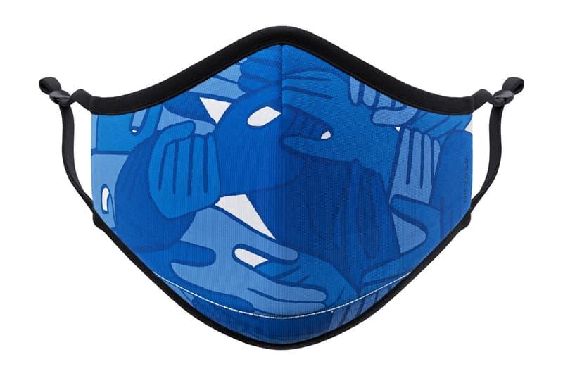 Futura や Parra ら名だたるアーティスト4人によってデザインされた遊び心満載なマスクが登場 Vistaprint Artist-Designed Face Mask Collection futura laboratories graffiti geoff mcfetridge parra jen stark hands birds mandala optical illusion