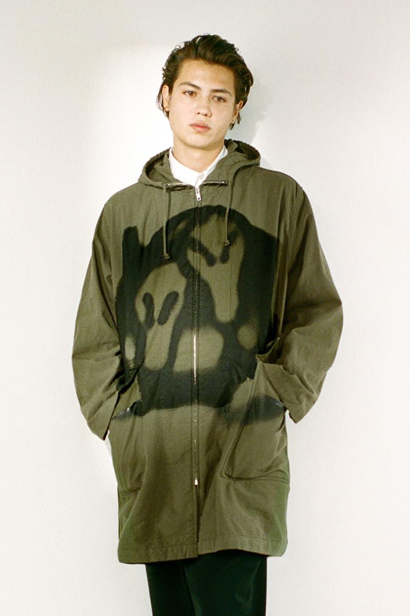 シュプリーム ヨウジヤマモト Supreme が Yohji Yamamoto とのコラボコレクションを発表