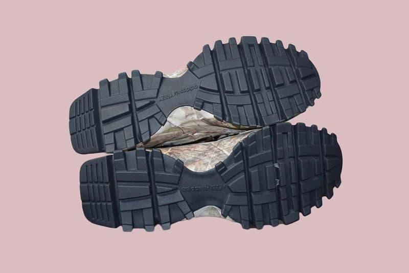 ゴアテックスを使ったアディダス イージー GORE-TEX を使った adidas YEEZY 1050 のサンプルが浮上