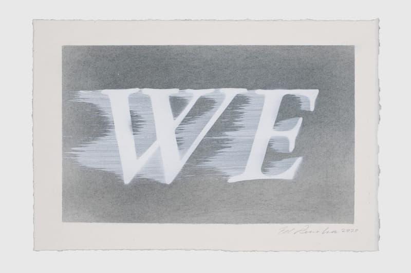 """アートギャラリー David Zwirner がアメリカ大統領選挙に向けオンライン限定セール """"Artists for Biden"""" を開催 artists for joe biden online only sale artworks election"""