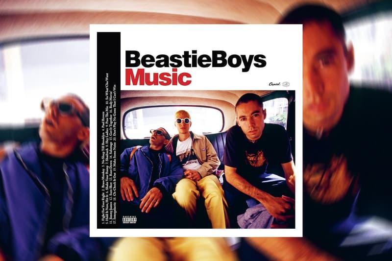 ビースティ・ボーイズの新ベスト盤『ビースティ・ボーイズ ミュージック』がリリース Beastie Boys Announce New Greatest Hits Album