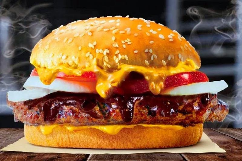 バーガーキングがエイプリルフールに発表したチョコレートワッパーがまさかの実現 Burger King Taiwan Hershey's Chocolate Whopper