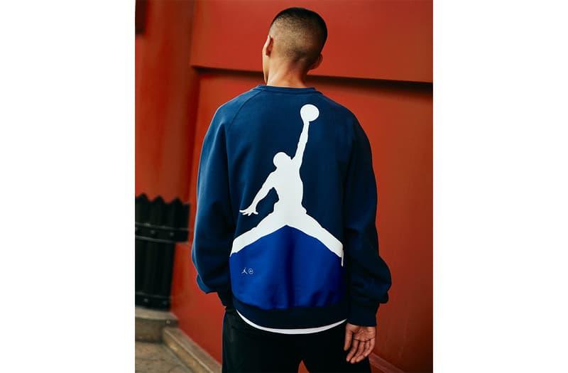 フラグメント デザイン ジョーダン ブランド コラボコレクション fragment design x Jordan Brand