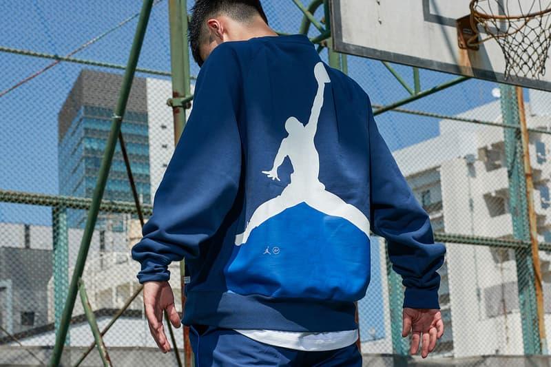 フラグメント デザイン x ジョーダンブランド fragment design x Jordan Brand コラボコレクションの全貌が明らかに