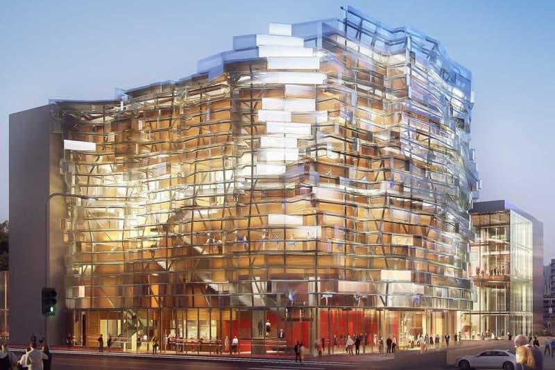 巨匠 フランク・ゲーリーが巨大なコンサートホール2棟のコンセプトデザインを公開 frank gehry performance venues downtown los angeles architecture design