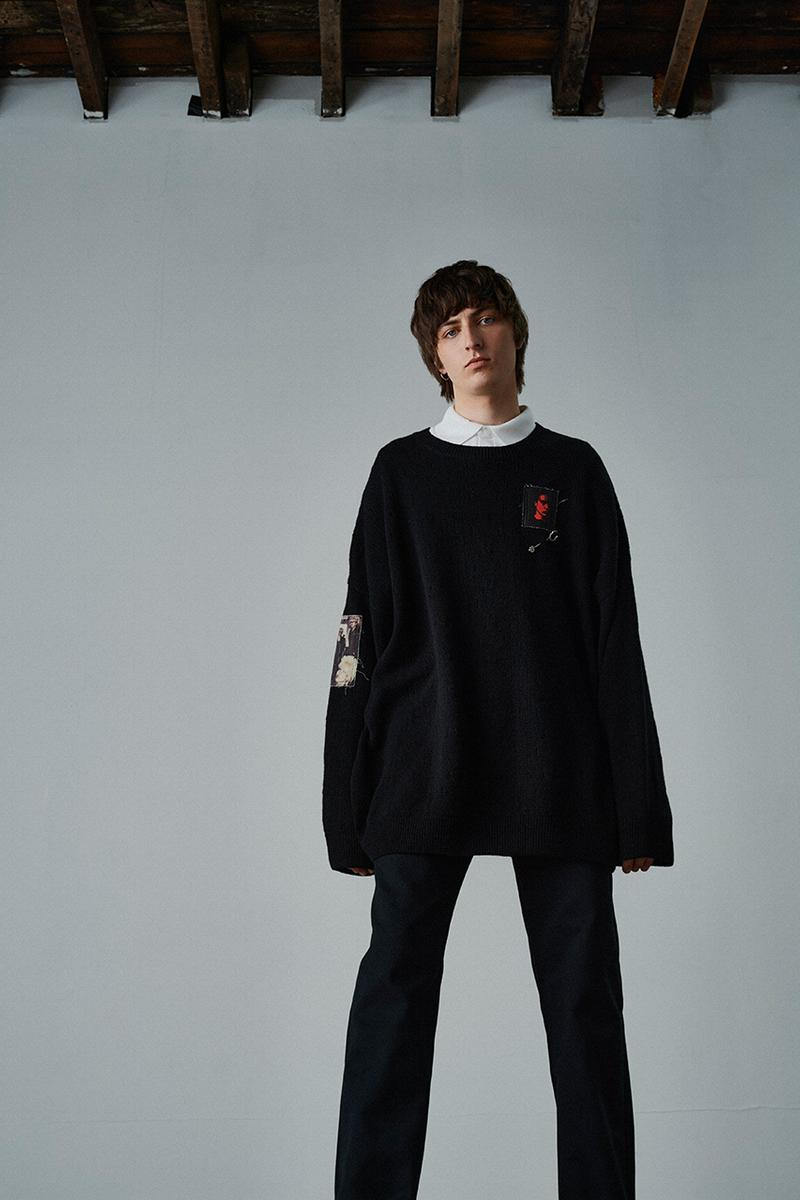 Raf Simons × Fred Perry がロンドンの老舗ライブハウス 『100 Club』へオマージュを捧げた最新コレクションを発表 fred perry Raf Simons fall winter 2020 100 club collection oversized garments where to cop when does it drop