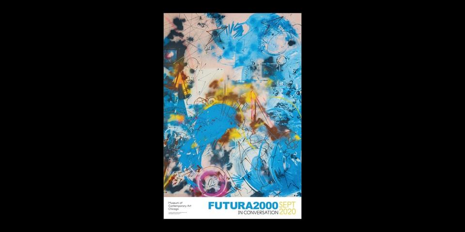 シカゴ現代美術館が COMME des GARÇONS SHIRT x Futura の限定ポスターを発表
