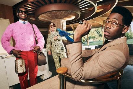 A$AP Rocky、Tyler, the Creator、Iggy Pop が Gucci の新広告キャンペーンに登場