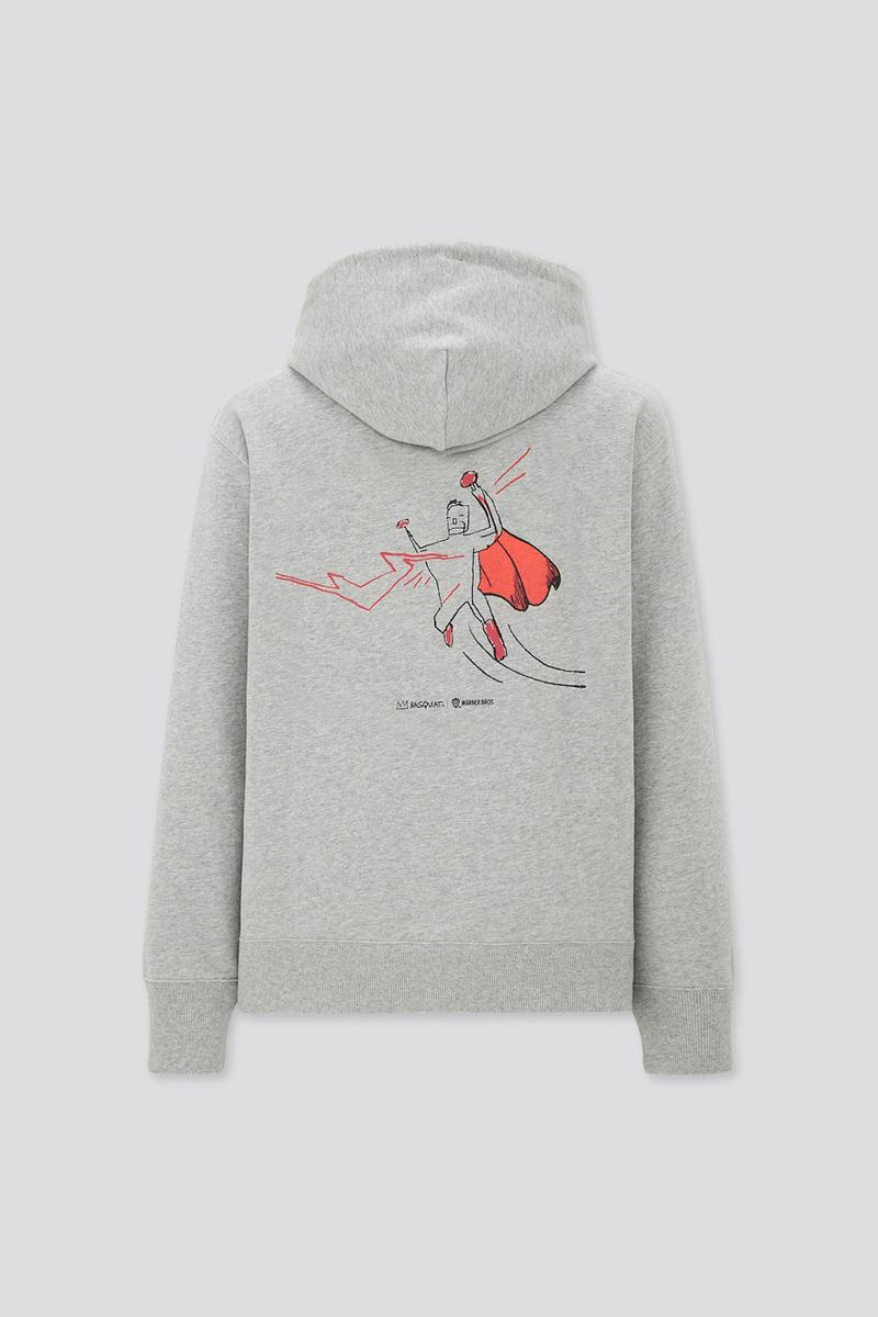 UTのバスキア x ワーナー・ブラザースが店頭販売を開始 UT の最新コレクション Jean-Michel Basquiat x Warner Bros. が店頭販売を開始
