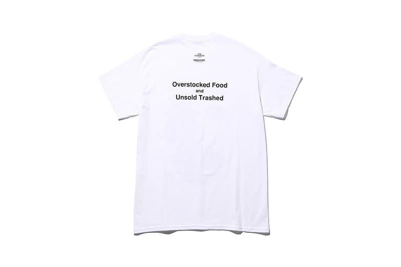 マッドストア x ザ・コンビニ アンダーカバー MADSTORE UNDERCOVER x THE CONVENI のコラボTシャツ第2弾が発売