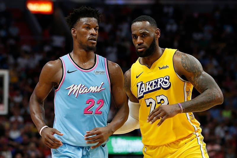 NBA ファイナル 2020の対戦カードが決定 レイカーズ ヒート