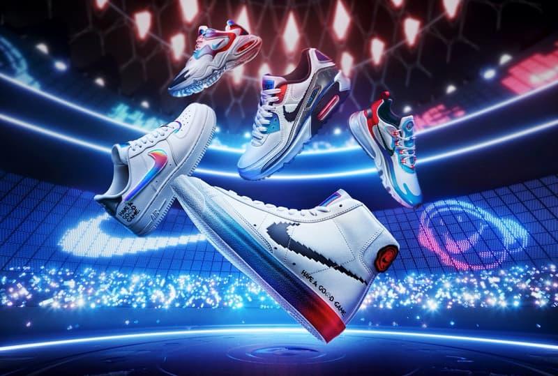 ナイキから8型のスニーカーを含む『リーグ・オブ・レジェンド』とのコラボコレクションがリリース nike air jordan brand  'League of Legends'  aj1 high zoom blazer max 90 270 react force 1