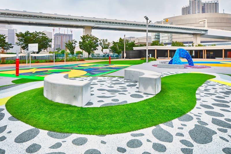 """Nike が""""スポーツの日常化""""を掲げる TOKYO SPORT PLAYGROUND SPORT × ART をオープン トーキョー スポーツ プレイグラウンド サポ―テッド バイ スポーツ バイ アート"""