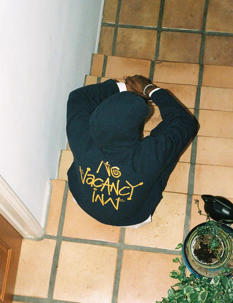 ステューシーがノー バカンシー インとのコラボコレクションを発表 No Vacancy Inn x Stüssy Collaboration, A$AP Nast lookbook collection release date info buy september 25 2020 fall winter fw20