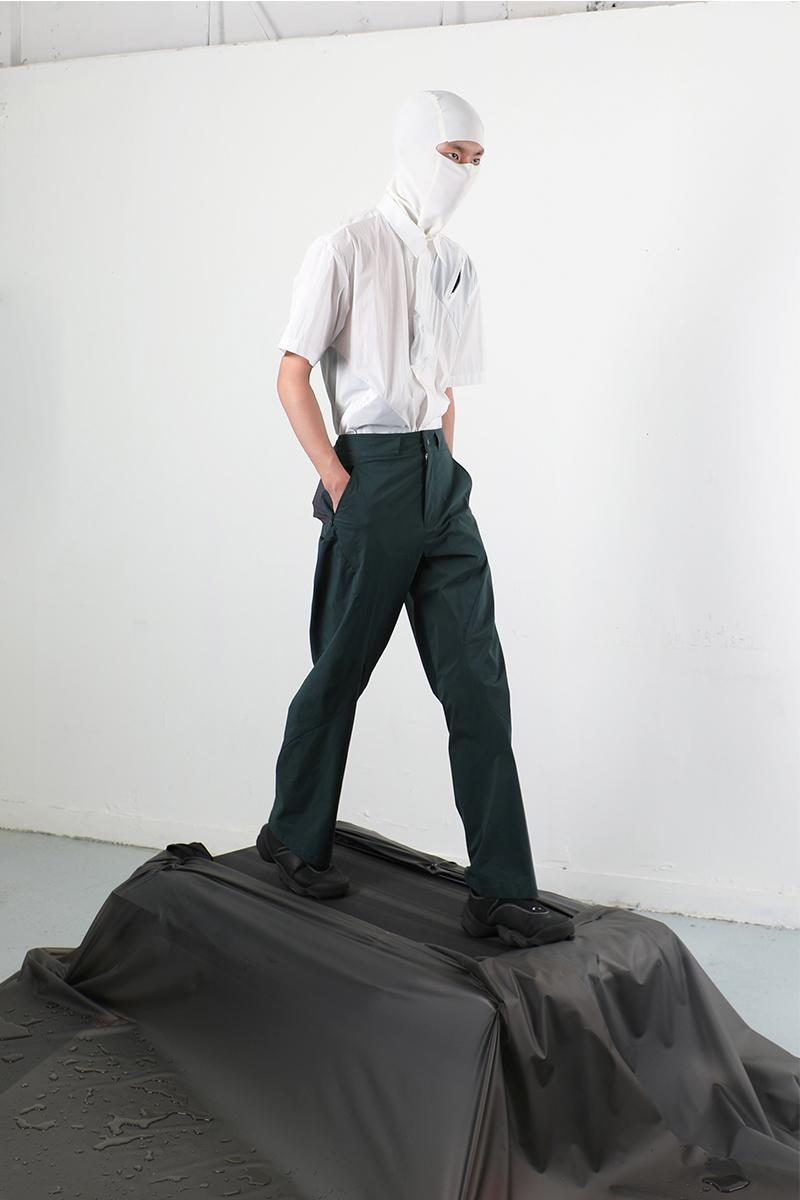 POST ARCHIVE FACTION年春夏コレクション POST ARCHIVE FACTION Spring Summer 2021 4.0 Collection Lookbook