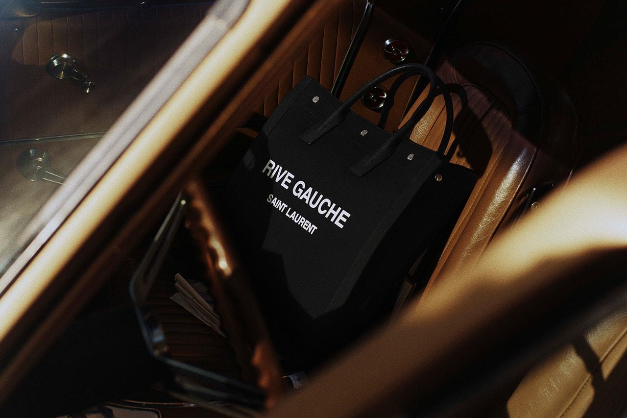 Saint Laurent が2020年秋冬のバッグコレクションを発表 サン・ローラン NOE トートバッグ