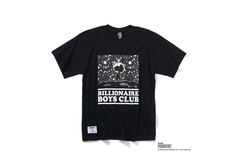 Billionaire Boys Club x PEANUTS のコラボカプセルコレクションが発売される BILLIONAIRE BOYS CLUB x PEANUT releases capsule collection
