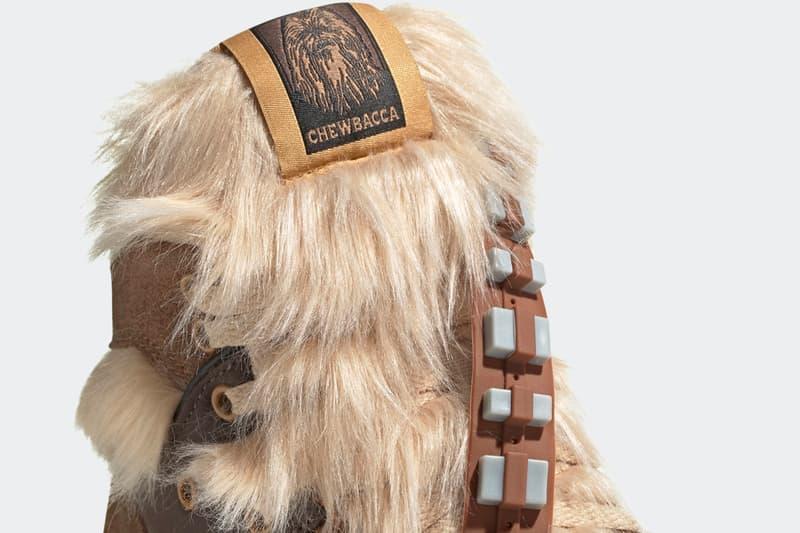 """アディダス オリジナルスよりチューバッカ仕様のライバルリー ハイが登場 'Star Wars' x adidas Originals Rivalry Hi """"Chewbacca"""""""