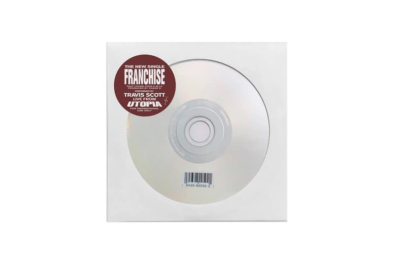 """トラヴィス・スコットが最新シングル""""FRANCHISE""""のマーチャンダイズを販売中 Travis Scott Drops More """"FRANCHISE"""" Merch"""