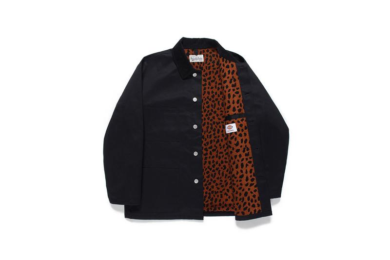 WACKO MARIA が Dickies とコラボコレクションを発表 WACKO MARIA releases a collab collection with DICKIES