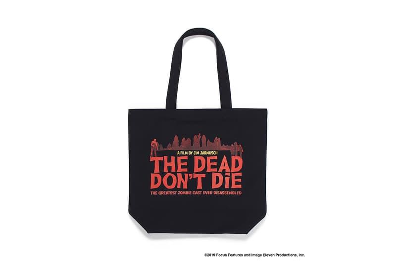 ワコマリアより映画『The Dead Don't Die』とのセカンドコラボコレクションがリリース wacko maria the dead dont die collab collection release