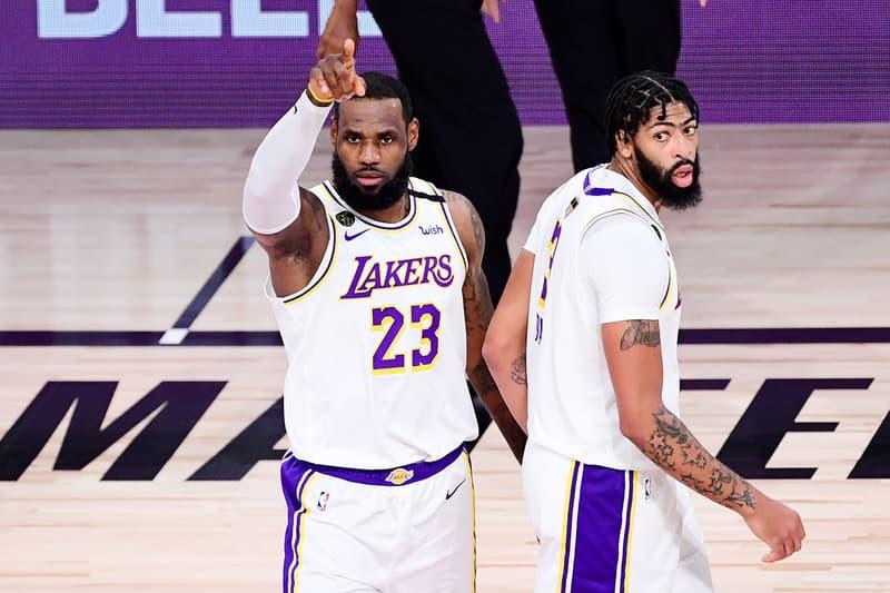 レイカーズが17度目の優勝 nBA LeBron James(レブロン・ジェームズ)